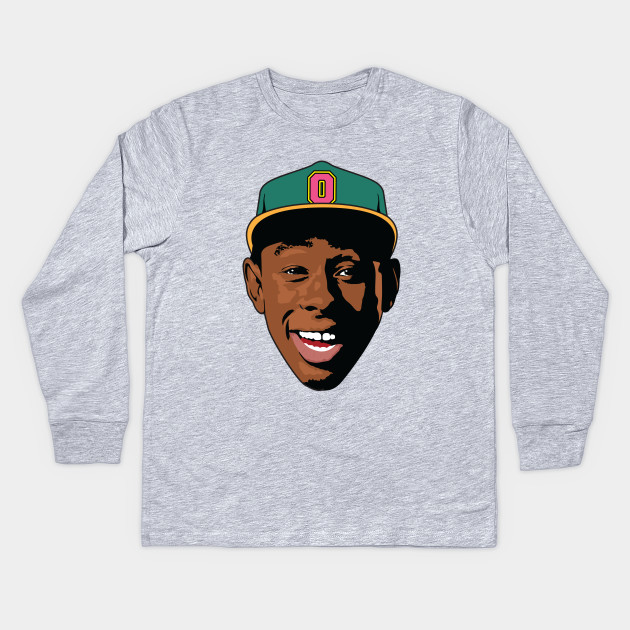 75aedc6c1884 Tamale - Tyler The Creator - Kids Long Sleeve T-Shirt