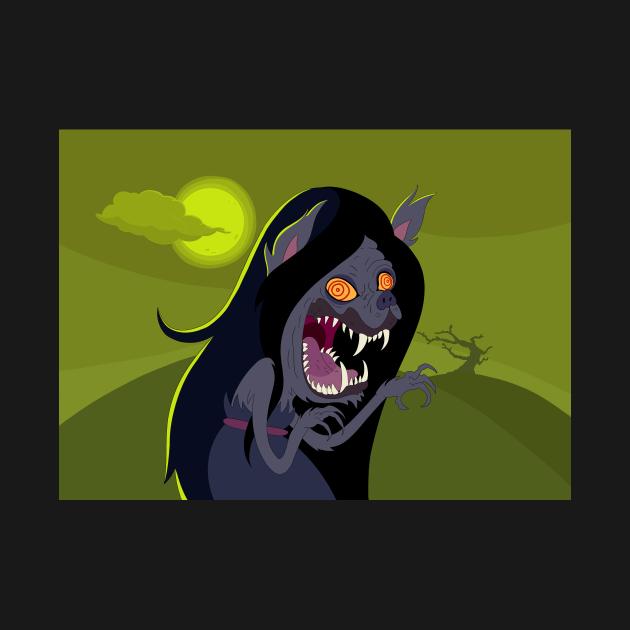 Werewolf Marceline