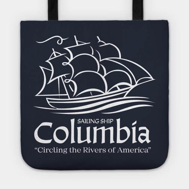 Sailing Ship Columbia