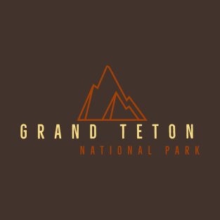 cb76f0b163d Grand Teton National Park T-Shirts