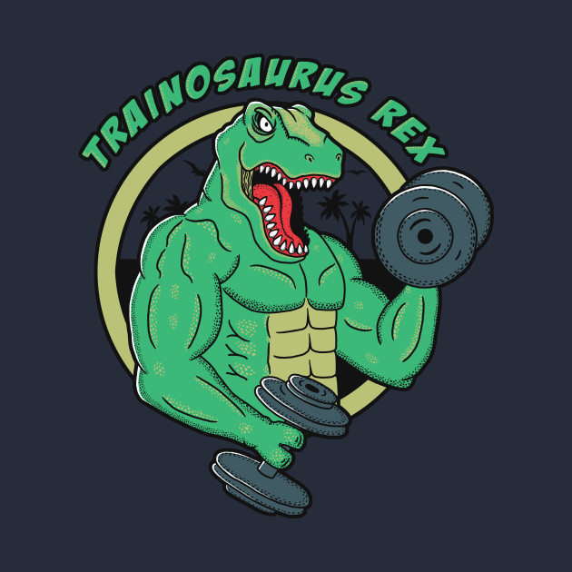 Trainosaurus Rex