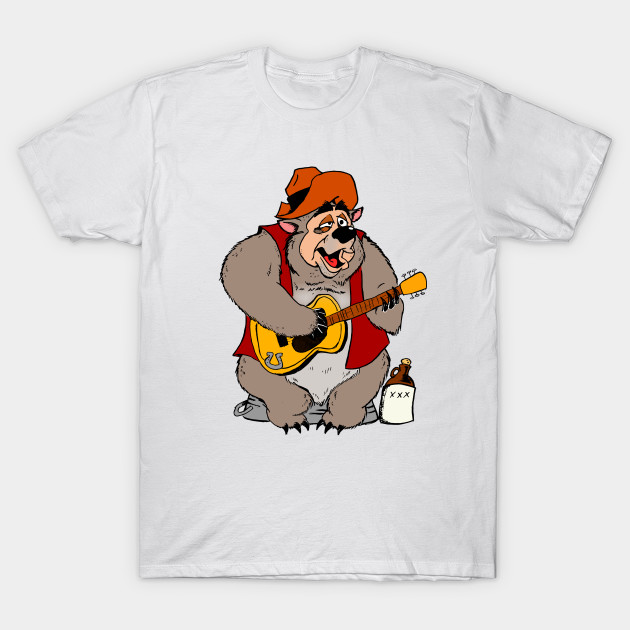 Big Al T-Shirt-TOZ