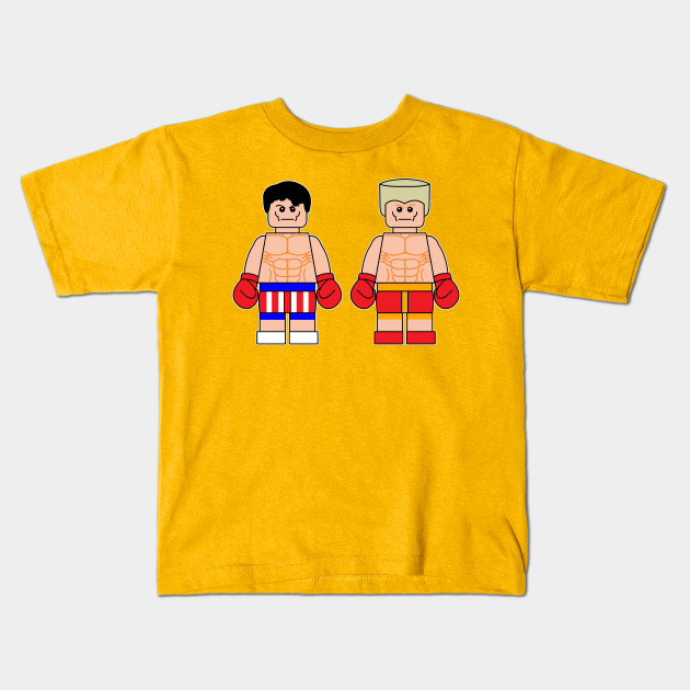 Rocky Ivan Youth T-shirt