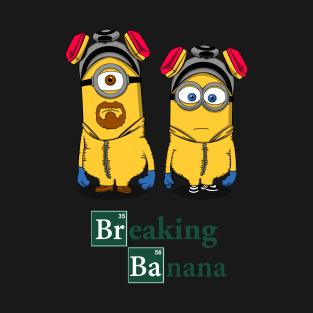 Breaking Banana t-shirts