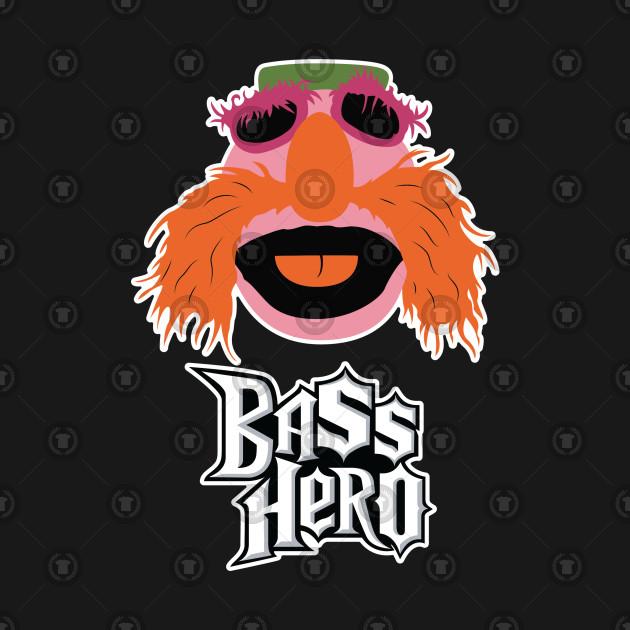 Bass Hero Muppet