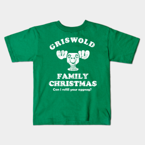 2be72a9c Griswold Family Christmas Kids T-Shirts | TeePublic