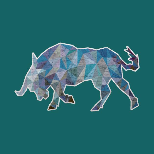 Bull Lowpoly