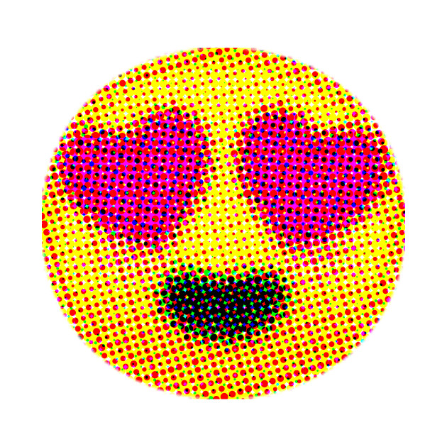 Emoji: I love it! (Smiling Face with Heart-Eyes)