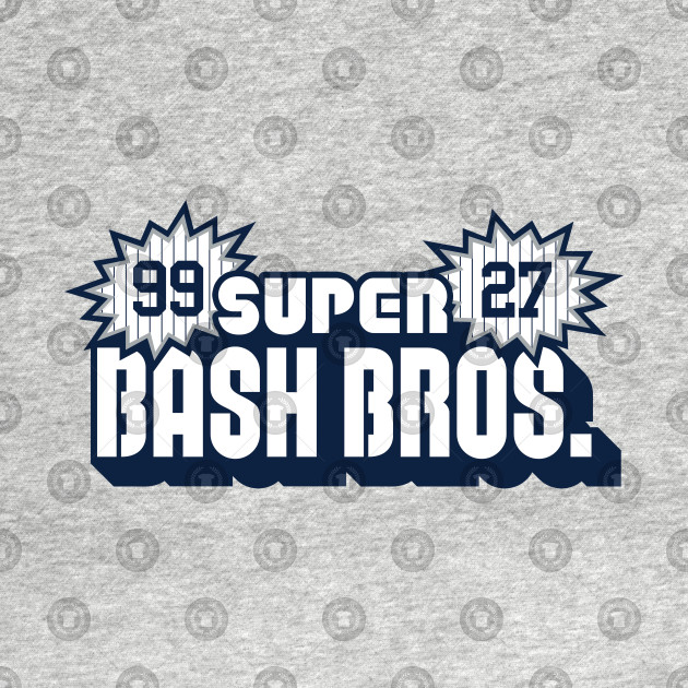 NYY Super Bash Bros - Grey