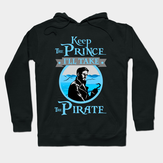 Captain Hook OUAT. Keep The Prince, I'll Take The Pirate.