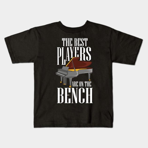 116167547b ... T-Shirt. New!Back Print. Music Pianist Wordülay Piano Bench Musical  Gift ...