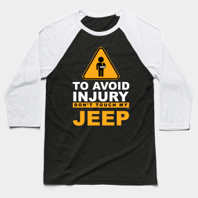 963ff173a30 Funny Jeep Gift Baseball T-Shirts