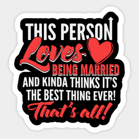 Best Birthday Gift For Husband After Marriage Stickers Teepublic