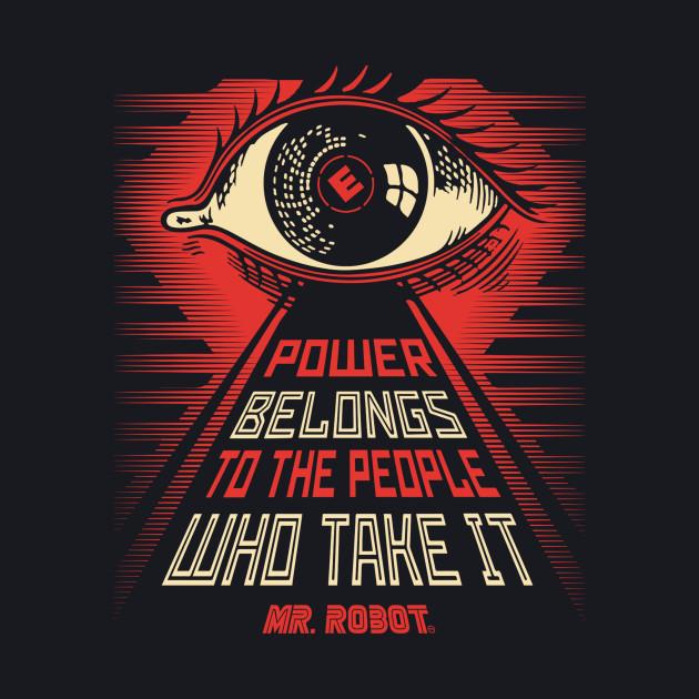 Evil Corp Illuminati | Mr-Robot.tv