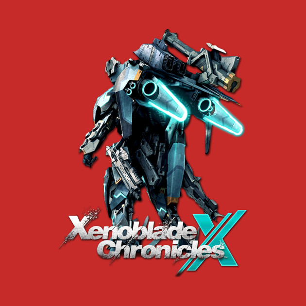 Xenoblade Chronicles X - Doll