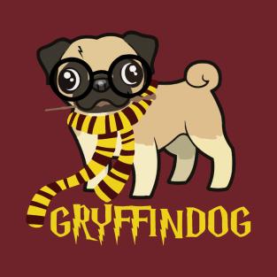 Gryffindog t-shirts