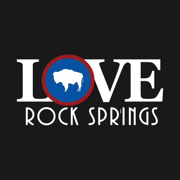 LOVE Rock Springs WY
