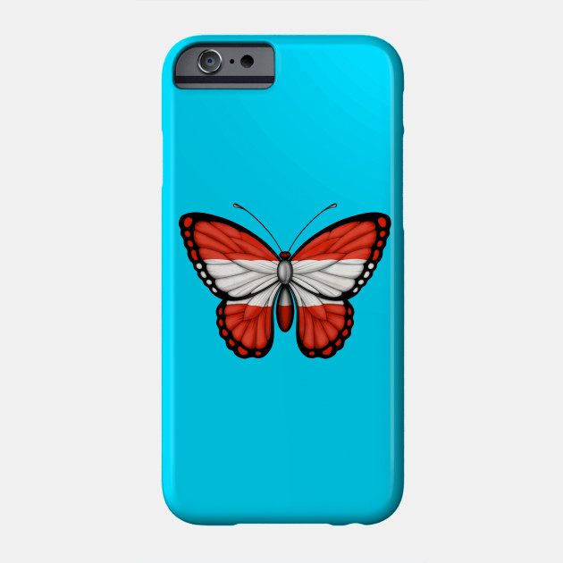 Austrian Flag Butterfly