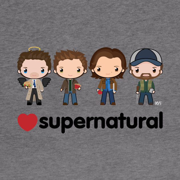 Love Supernatural 2