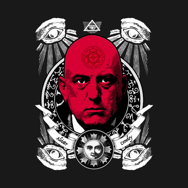 Aleister Crowley T-Shirts