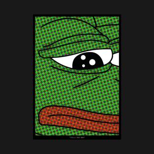 Feels Bad Man (Pepe) t-shirts