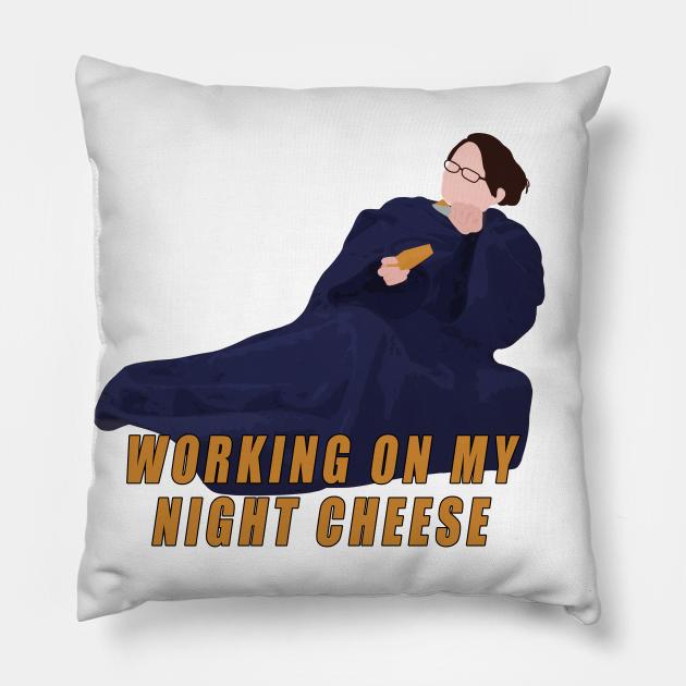 working on my night cheese