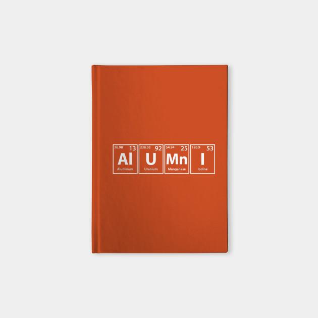 Alumni (Al-U-Mn-I) Periodic Elements Spelling - Alumni - Notebook ... a539b1705