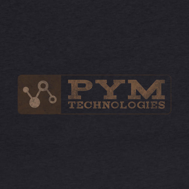 Ant-Man - Pym Technologies - Brown Dirty