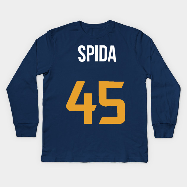 buy online 155bb 8f4a3 Donovan Mitchell 'Spida' Nickname Jersey - Utah Jazz