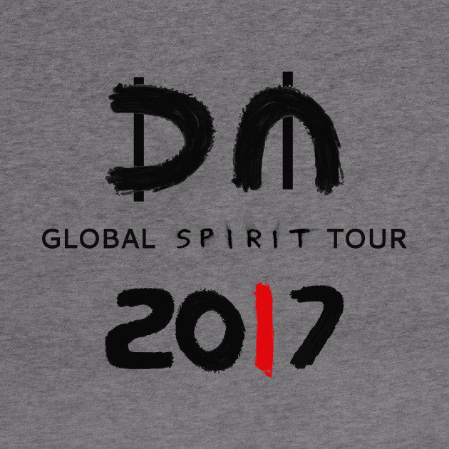 DM : Global Spirit Tour 2017 Black