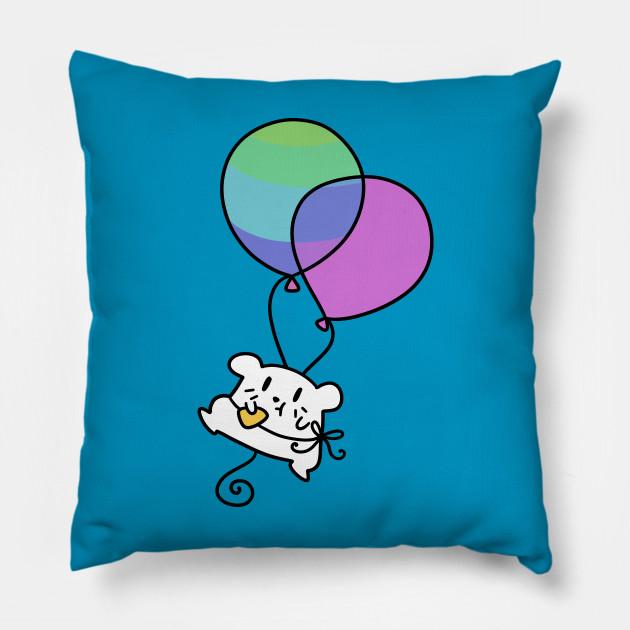 Chubby Balloon Mouse