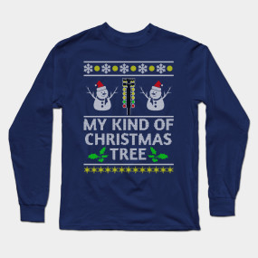 Drag Racers Racing Sweater Unique Christmas Tree Gift - Drag ...