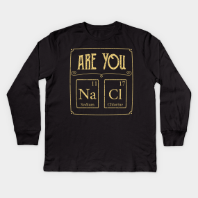 747bf3cd Funny Chemistry Kids Long Sleeve T-Shirts | TeePublic