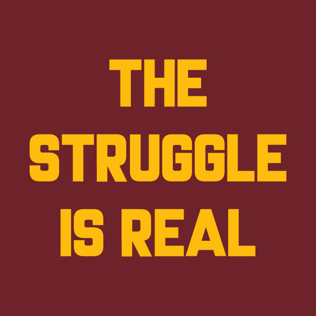 """Cavs """"The Struggle is Real"""""""