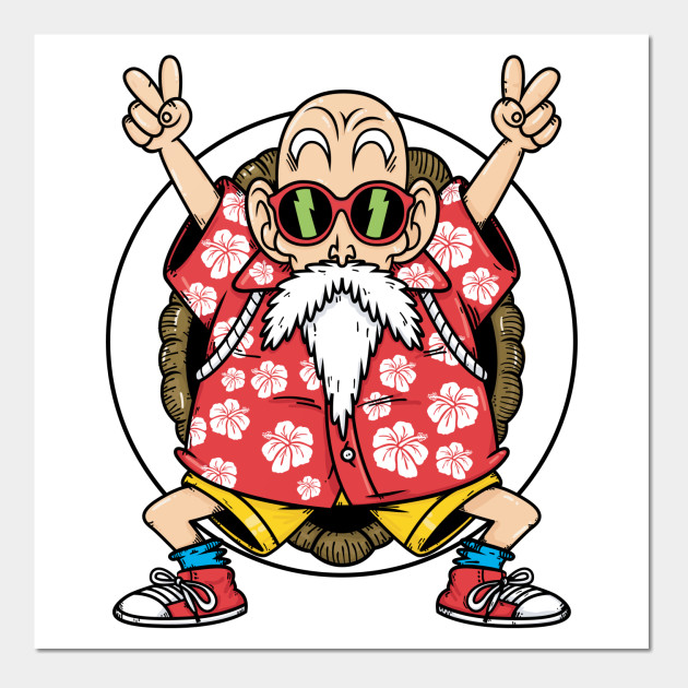Kame senin - Roshi - Dragon ball Z