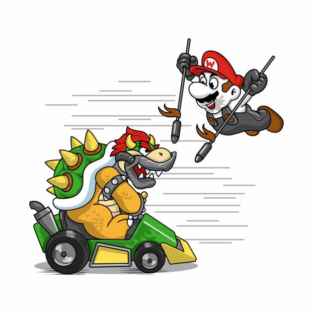 Mario Kart Fury Road
