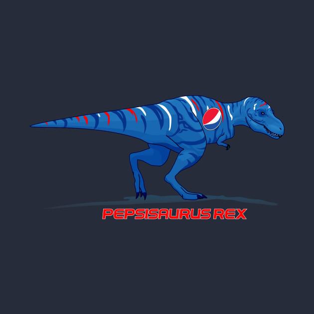 PepsiSaurus-Rex