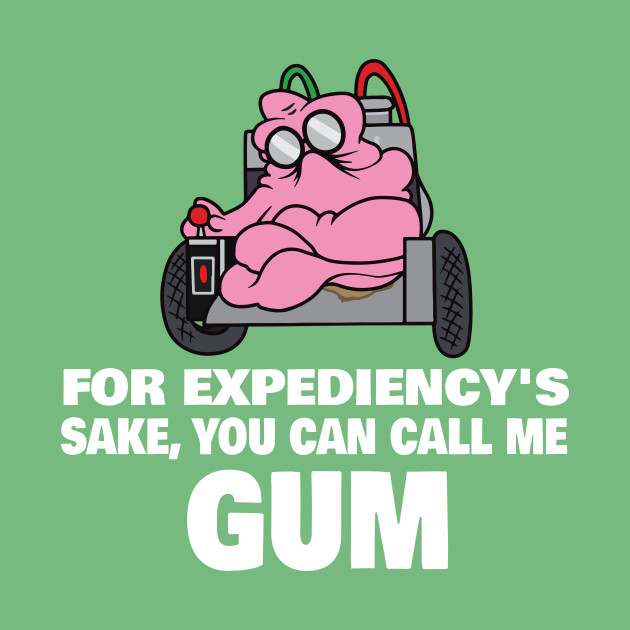 Funny Gum Sausage Party T-Shirt