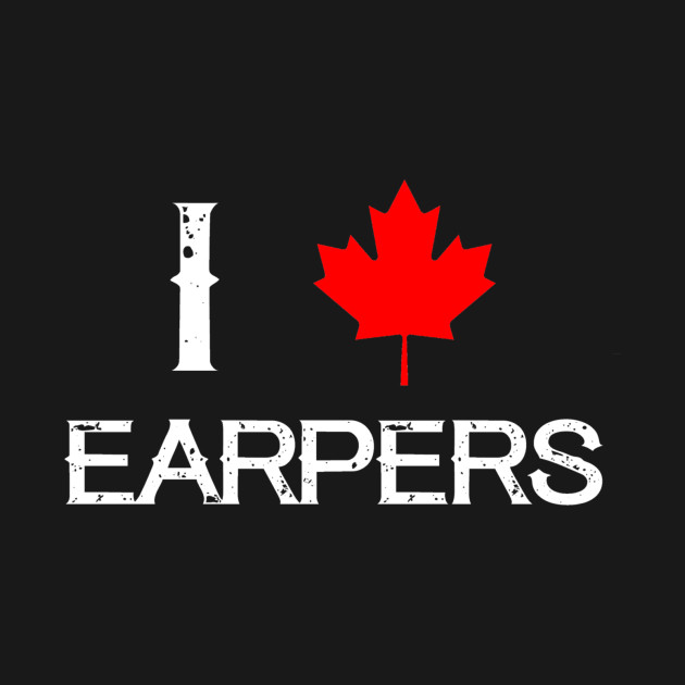 I Love Canada and Earpers