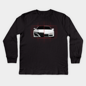 Acura Kids Long Sleeve TShirts TeePublic - Acura shirt