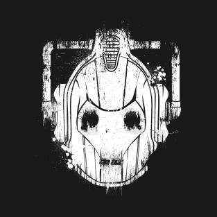 Cybermen: Ghosts t-shirts