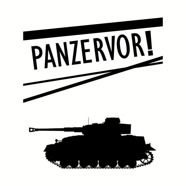 Panzervor!