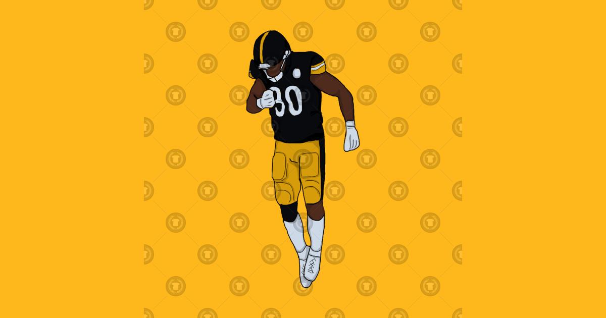 5a3c35635 James Conner - Steelers - T-Shirt | TeePublic