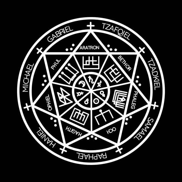 Seal Of The Seven Archangels