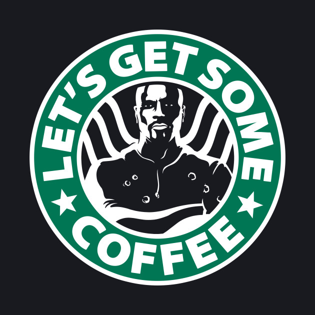 Cage doesn't like coffee