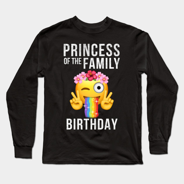 2ddb6ce0 Birthday Gift: Princess of the Family Birthday - Great Gift For Kids ...