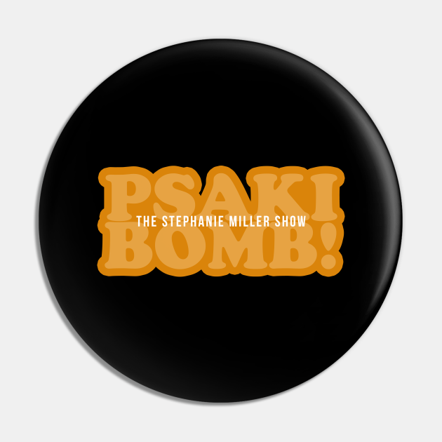 PSAKI BOMB!