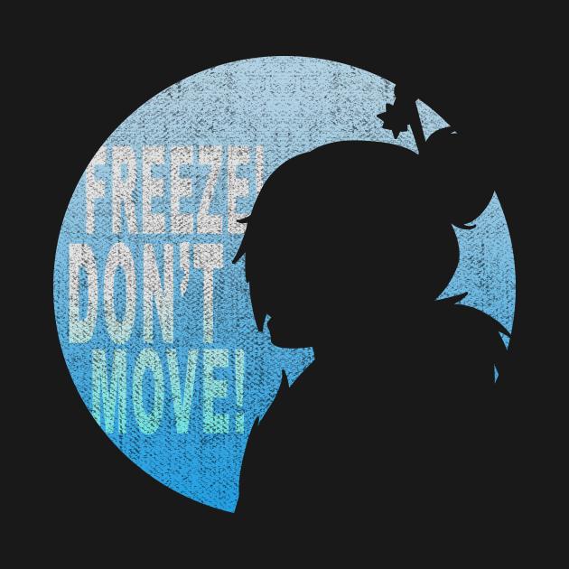 Overwatch Mei Silhouette
