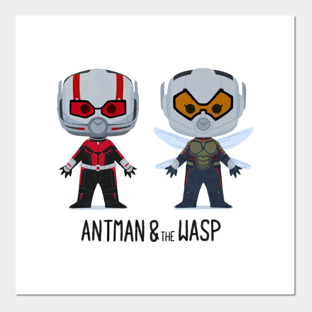 Ant Man And The Wasp Ant Man And The Wasp Posters And Art Prints
