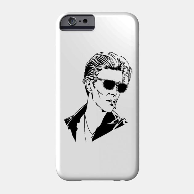 David Bowie merch Phone Case